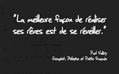 Citation : Paul Valéry