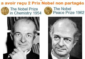 Citation Linus Pauling